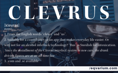 Name Of The Week: Clevrus