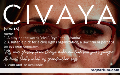 Name Of The Week: Civaya